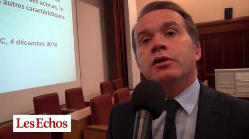 Illustration pour la vidéo T.Thomas (institut notarial du droit immobilier) : « Les taux bas ne soutiennent pas le marché »