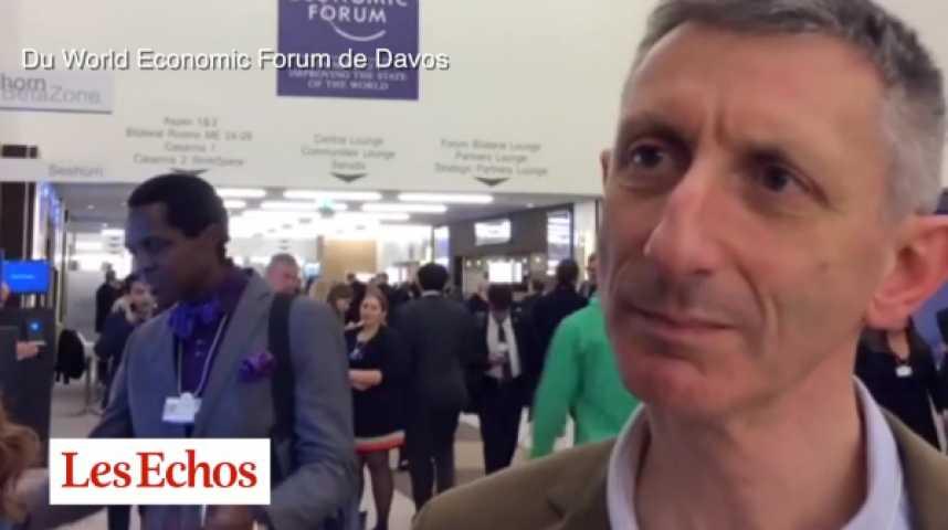Illustration pour la vidéo En direct de Davos : Stocker des données dans de l'ADN, c'est désormais possible