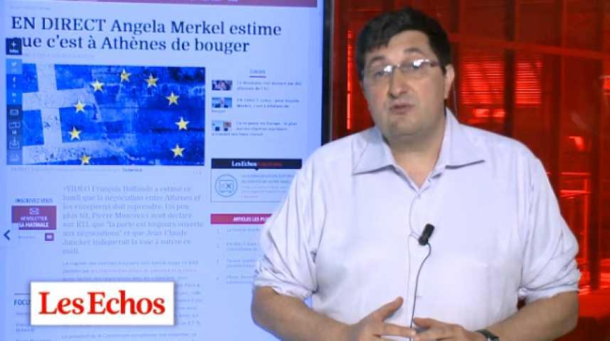 Illustration pour la vidéo Bourses européennes : situation grave mais pas désespérée