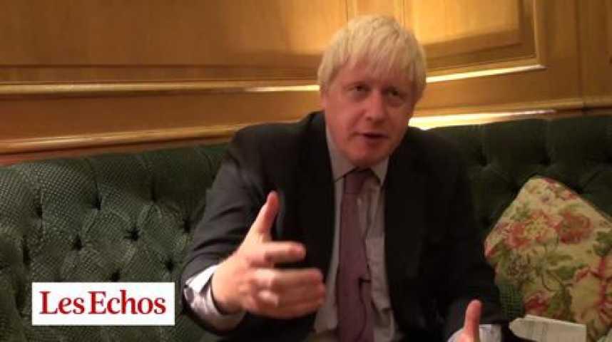 """Illustration pour la vidéo Boris Johnson : """"Le référendum est une opportunité, pas une menace"""""""