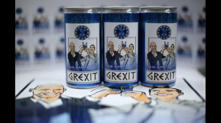 """Illustration pour la vidéo Grèce : une courte majorité des Français contre le """"grexit"""""""