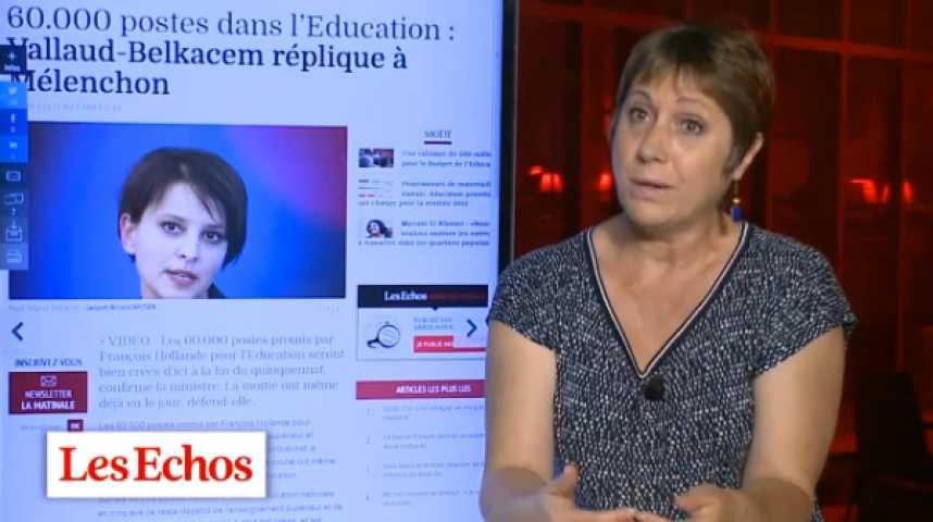 """Illustration pour la vidéo B. Groison (FSU) : """"Nous demandons à être écoutés sur la réforme du collège"""""""