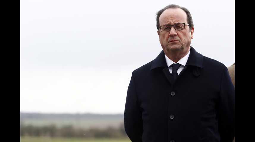 Illustration pour la vidéo Le noyau dur électoral de François Hollande s'érode