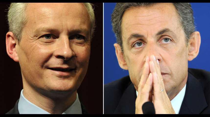 Illustration pour la vidéo Nicolas Sarkozy : le succès médiatique n'enraye pas l'impopularité dans son camp