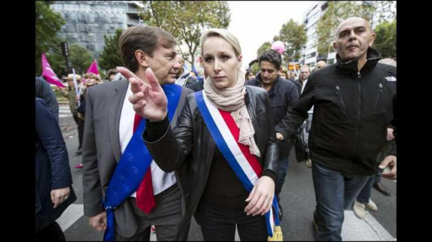 Illustration pour la vidéo Popularité: l'ascension de Marion Maréchal-Le Pen