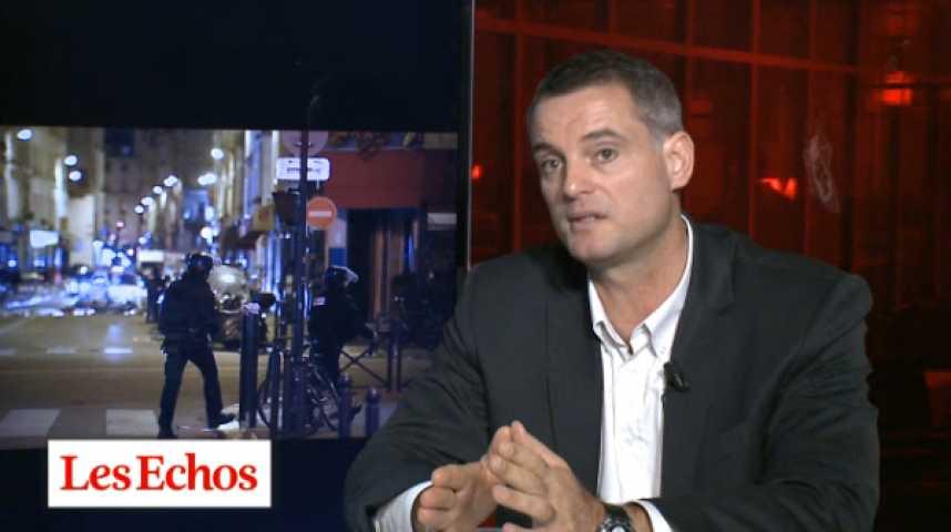 """Illustration pour la vidéo B. Monnet (Edhec) : """"Les entreprises françaises expatriées pourraient être des cibles"""""""