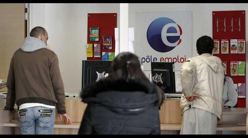Illustration pour la vidéo Baisse du chômage: les Français ne croient plus aux promesses de l'exécutif