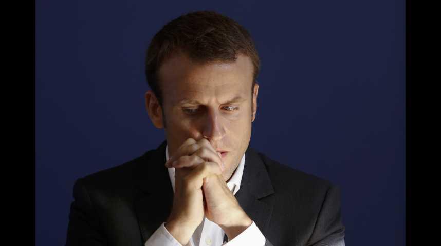 """Illustration pour la vidéo B. Sananès (Elabe) : """"Emmanuel Macron a une structure de popularité paradoxale et à risque"""""""