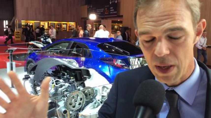 """Illustration pour la vidéo Honda: """"la bataille est devenue plus féroce sur le terrain des SUV"""""""