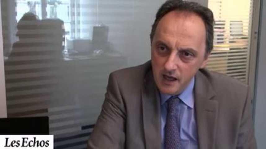 """Illustration pour la vidéo Bernard Sananès (CSA) : """"Le plan d'économie a fait chuter la popularité de l'exécutif"""""""