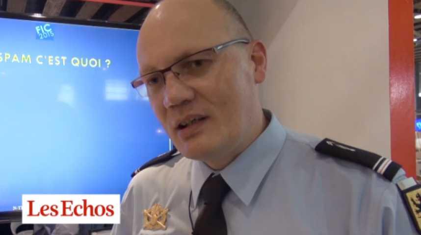 """Illustration pour la vidéo Cellules """"N-Tech"""" : la gendarmerie aussi s'arme face à la cybercriminalité"""