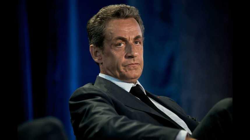 Illustration pour la vidéo Sondage : Nicolas Sarkozy entre «dans la zone rouge»