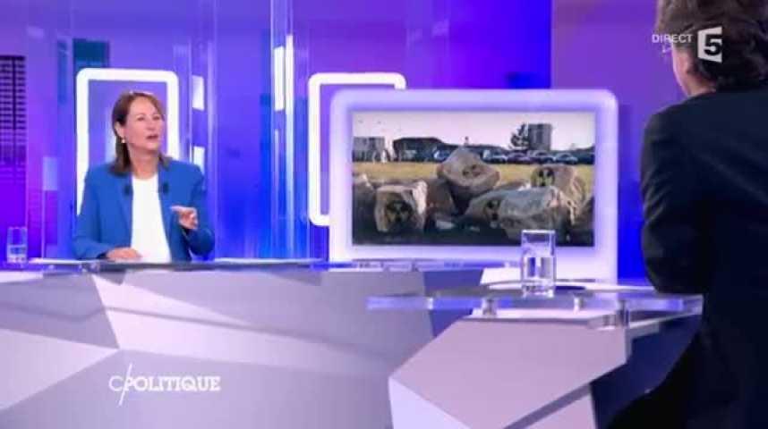 """Illustration pour la vidéo Ségolène Royal : """"Le nucléaire français est reconnu comme filière d'excellence depuis l'étranger"""""""