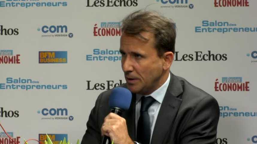 """Illustration pour la vidéo Thibault Lanxade (Medef) : """"Il faut que Manuel Valls passe des paroles aux actes d'amour"""""""
