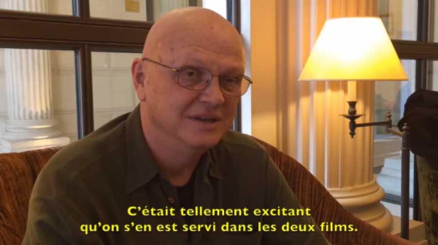 """Illustration pour la vidéo D. Muren : """"Avec les images de synthèse dans les effets spéciaux, il n'y a plus que l'imagination qui vous limite !"""""""