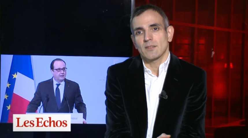 Illustration pour la vidéo François Hollande et la relance de l'emploi : les conditions pour que ça marche