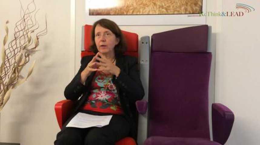 Illustration pour la vidéo Quand Barbara Dalibard (SNCF) vante les mérites de l'intelligence collective