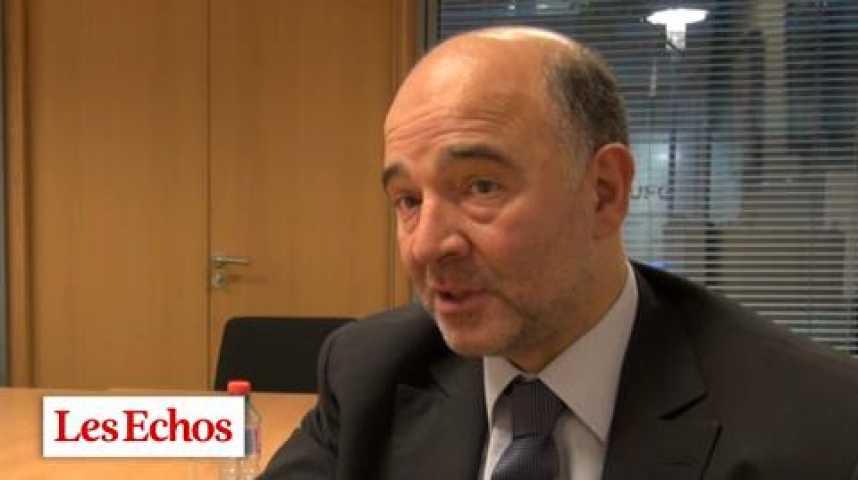 """Illustration pour la vidéo Pierre Moscovici, sur l'évasion et l'optimisation fiscale : """"Jean-Claude Juncker veut une Commission européenne exemplaire"""""""