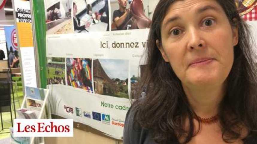 """Illustration pour la vidéo C.Menu (Dordogne): """"Emploi  : des opportunités dans le médico-social"""""""