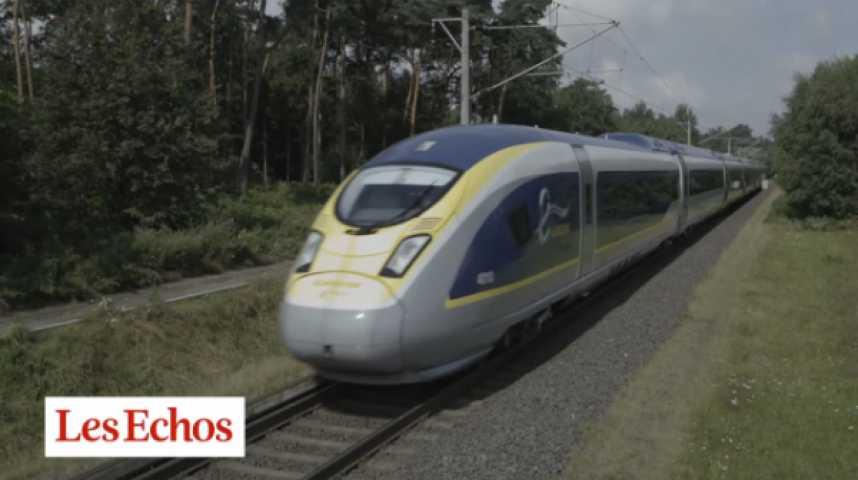 Illustration pour la vidéo Pour ses 20 ans, Eurostar s'attaque à Lyon, Avignon et Marseille
