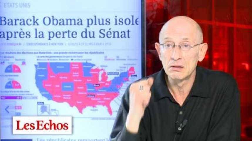 """Illustration pour la vidéo P. Golub : """"Obama aura la possibilité de gouverner par décret"""""""