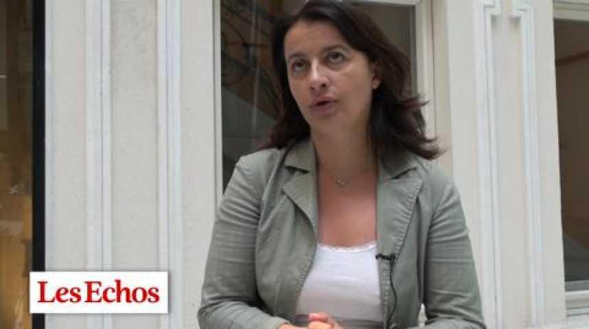 Illustration pour la vidéo Cécile Duflot