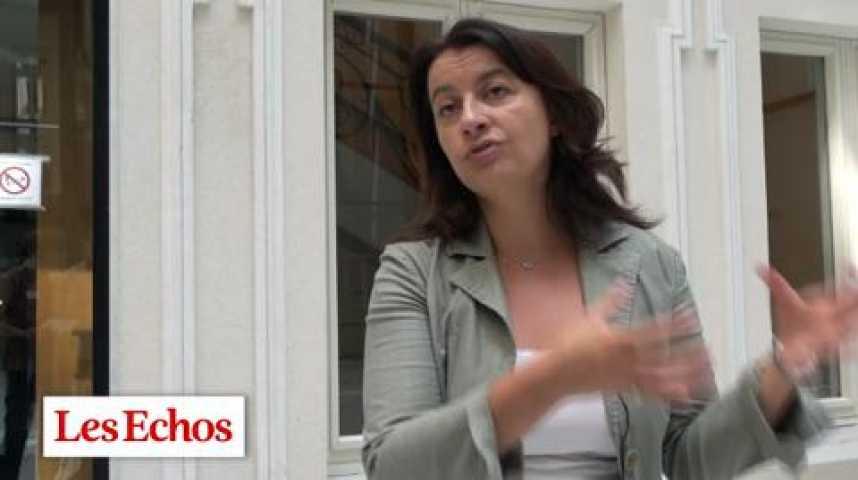 Illustration pour la vidéo Cécile Duflot - 1%