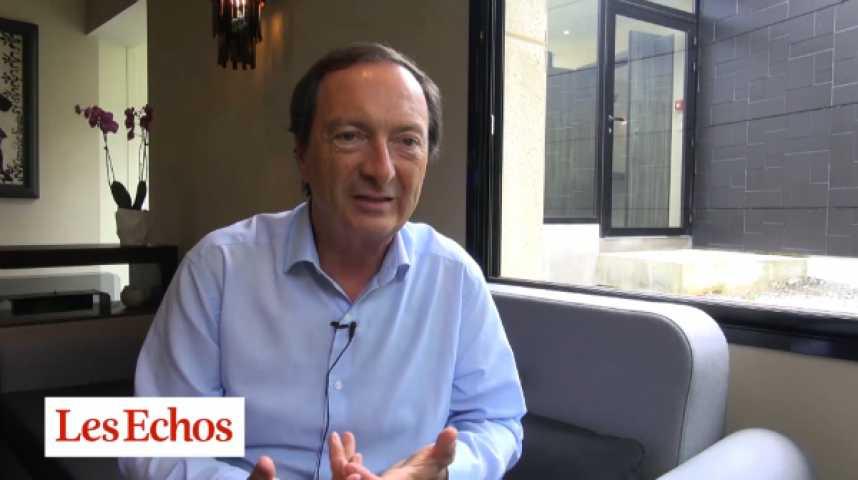 """Illustration pour la vidéo Michel-Edouard Leclerc : """"Fin de la publicité comparative ? De la part de libéraux, c'est louche !"""""""