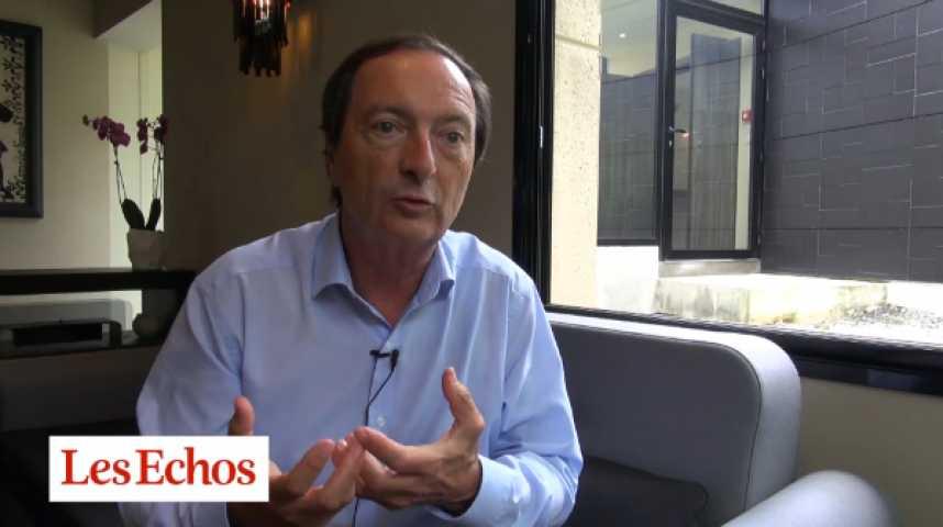 """Illustration pour la vidéo Michel-Edouard Leclerc : """"Mes concurrents dramatisent la guerre des prix !"""""""