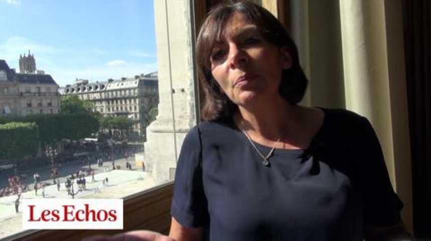 Illustration pour la vidéo Anne Hidalgo : « Logements sociaux : une famille qui attend depuis 5 ans doit être au même niveau qu'une demande d'urgence »