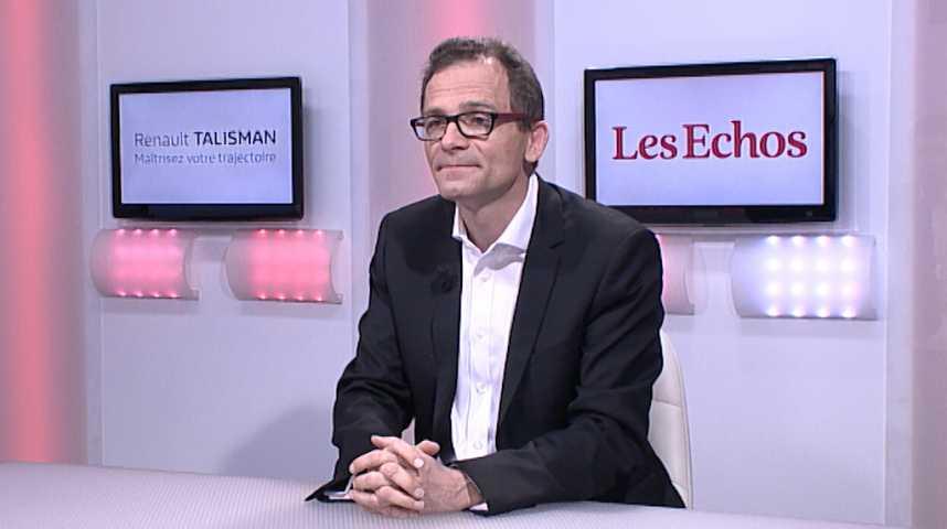 Illustration pour la vidéo Le message de Stéphane Treppoz (Sarenza) aux politiques: «Simplifiez-nous la vie!»