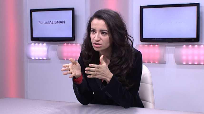 """Illustration pour la vidéo Lydia Guirous: """"L'ennemi héréditaire de l'islam radical, c'est le juif"""""""