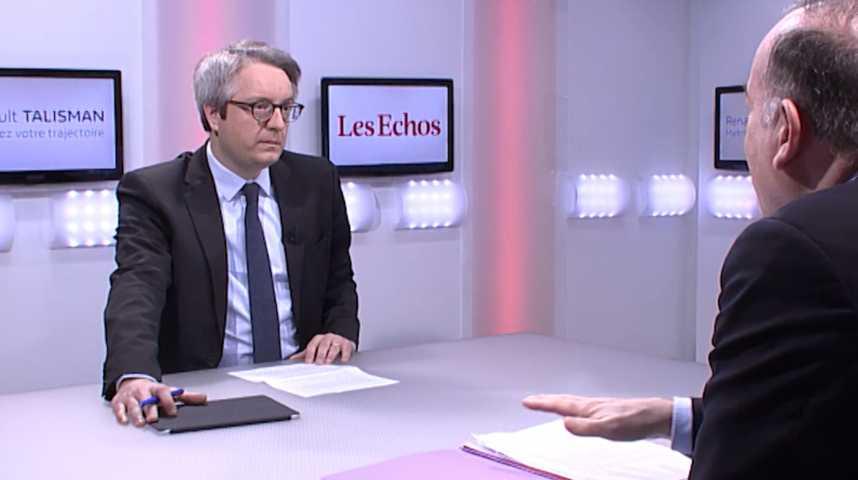 """Illustration pour la vidéo Pierre Gattaz: """"Il faut réexpliquer pourquoi il faut déverrouiller le marché du travail"""""""