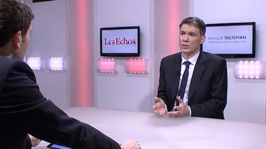 """Illustration pour la vidéo Olivier Faure (PS) : """"Il faut une primaire de toute la Gauche, de Mélenchon à Macron"""""""