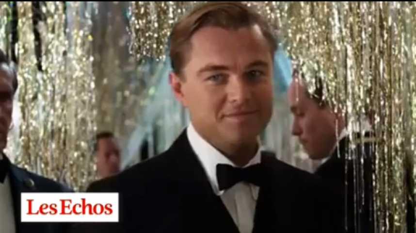 """Illustration pour la vidéo En direct de Cannes : """"Gatsby le magnifique"""", un film bling-bling"""