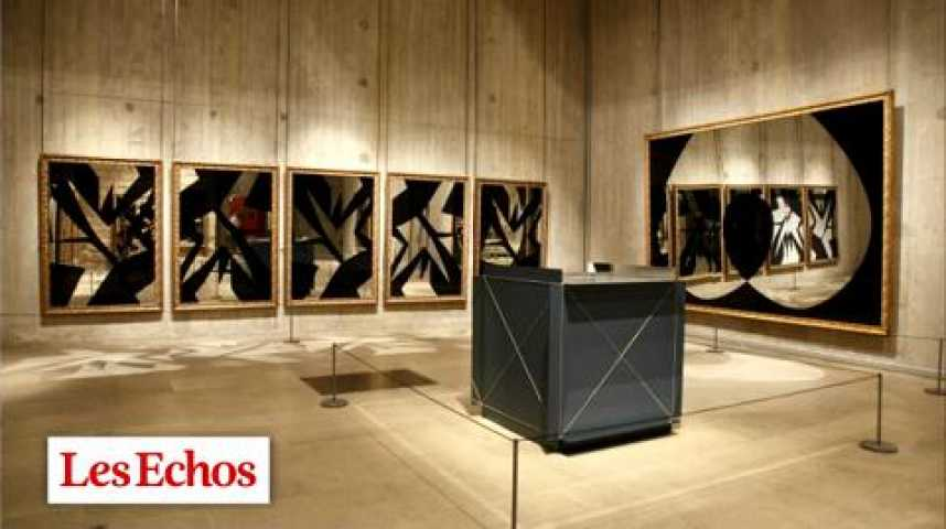 Illustration pour la vidéo Michelangelo Pistoletto fait réfléchir le Louvre
