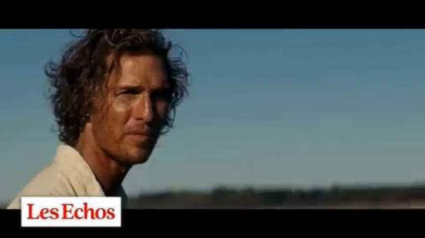Illustration pour la vidéo Mud, une ode au Mississippi servie par Matthew McConaughey