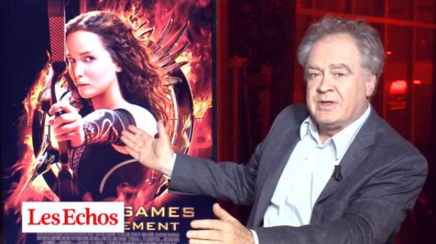 Illustration pour la vidéo Hunger Games, la suite !