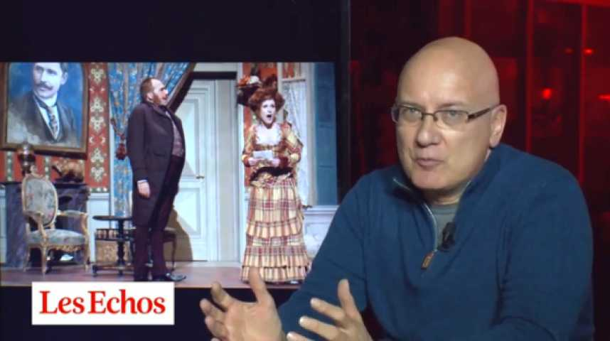 Illustration pour la vidéo Un Feydeau hilarant au Vieux-Colombier