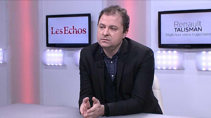 """Illustration pour la vidéo Antoine Jouteau (Le Bon Coin): """"La priorité du moment, ce sont les offres d'emplois"""""""