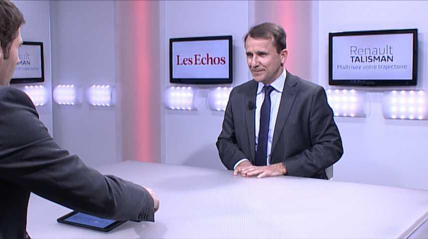 """Illustration pour la vidéo Thibault Lanxade (Medef): """"Cette réforme n'apporte pas de vrais progrès"""""""