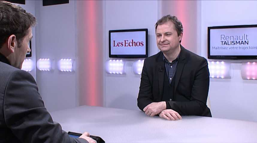 """Illustration pour la vidéo Antoine Jouteau (Le Bon Coin): """"Il était temps de faire évoluer ce fameux design"""""""