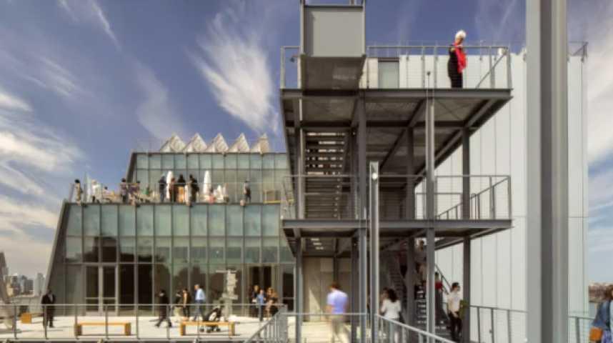 Illustration pour la vidéo Le Whitney, ambitieux nouveau musée de New York