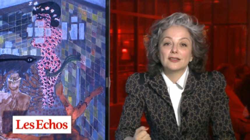 Illustration pour la vidéo Carol Rama : Erotisme et vieilles dentelles