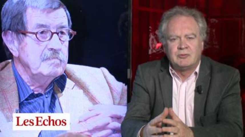 Illustration pour la vidéo Günter Grass : retour sur la grande oeuvre d'un polémiste