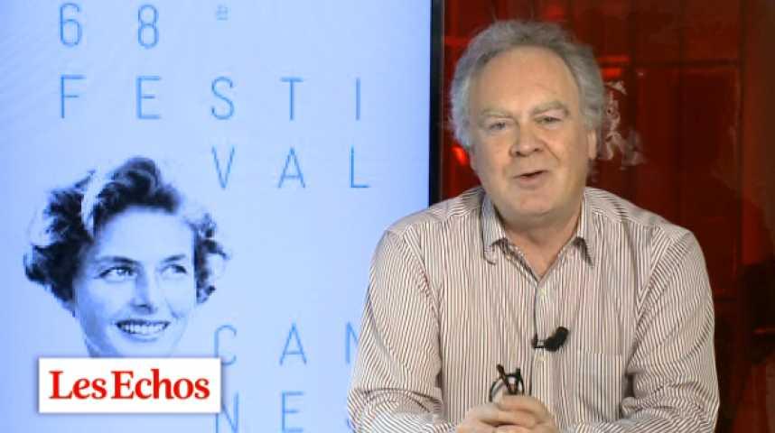 """Illustration pour la vidéo Sélection du 68e festival de Cannes : """"vivement le 13 mai !"""""""