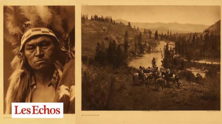 """Illustration pour la vidéo Littérature : """"L'Attrapeur d'ombres"""", le marathon indien d'Edward S. Curtis"""