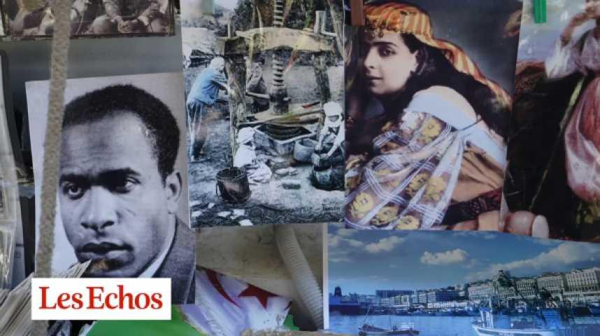 Illustration pour la vidéo «Made in Algeria» : l'histoire par les cartes et le territoire