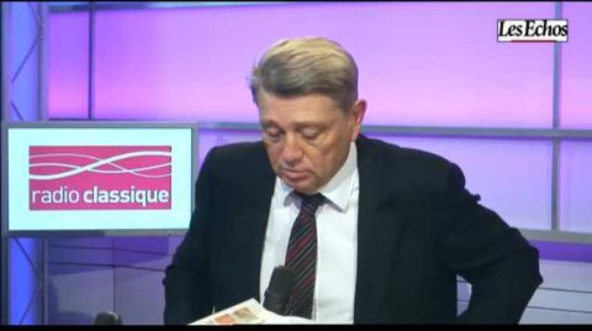 Illustration pour la vidéo L'invité de l'économie : Alain Madelin (UMP)