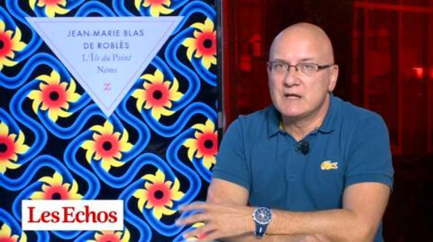Illustration pour la vidéo Blas de Roblès : un livre pour conjurer la morosité de la rentrée